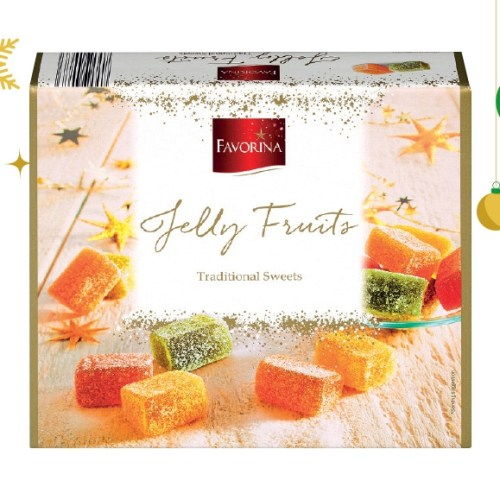 FAVORINA Jelly Fruits