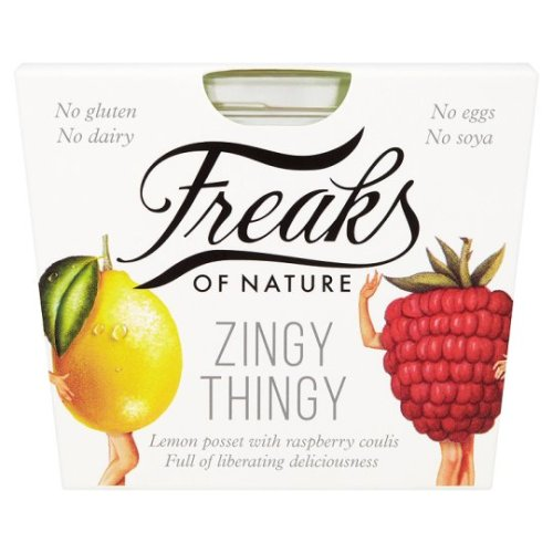Freaks Of Nature Zingy Thingy Pudding 90G