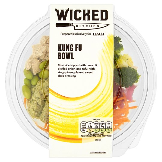 wicked kitchen kung fu bowl 240g - Wicked Kitchen
