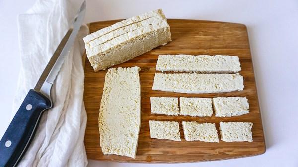 Guide to Making Perfect Tofu #myvegetarianfamily