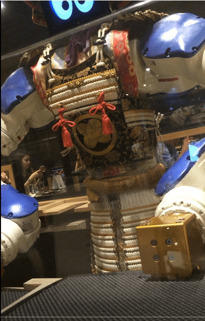 robot waiters