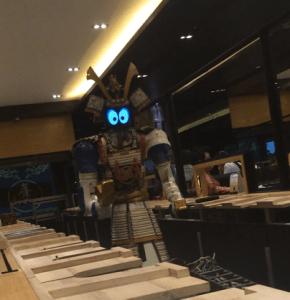 robot in Thailand