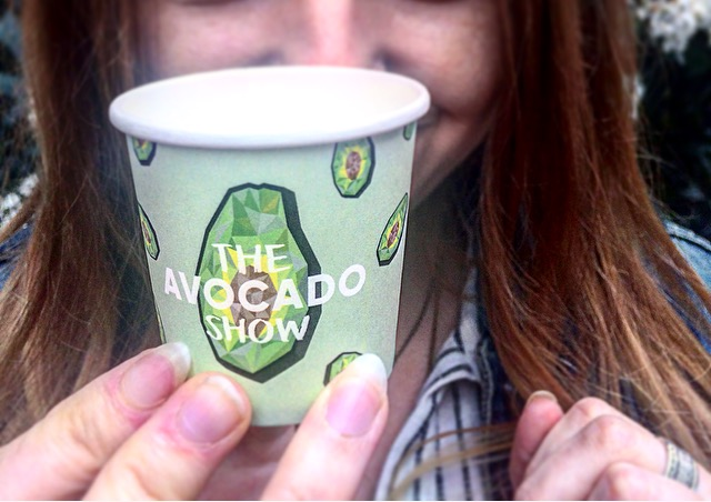 avocado show logo