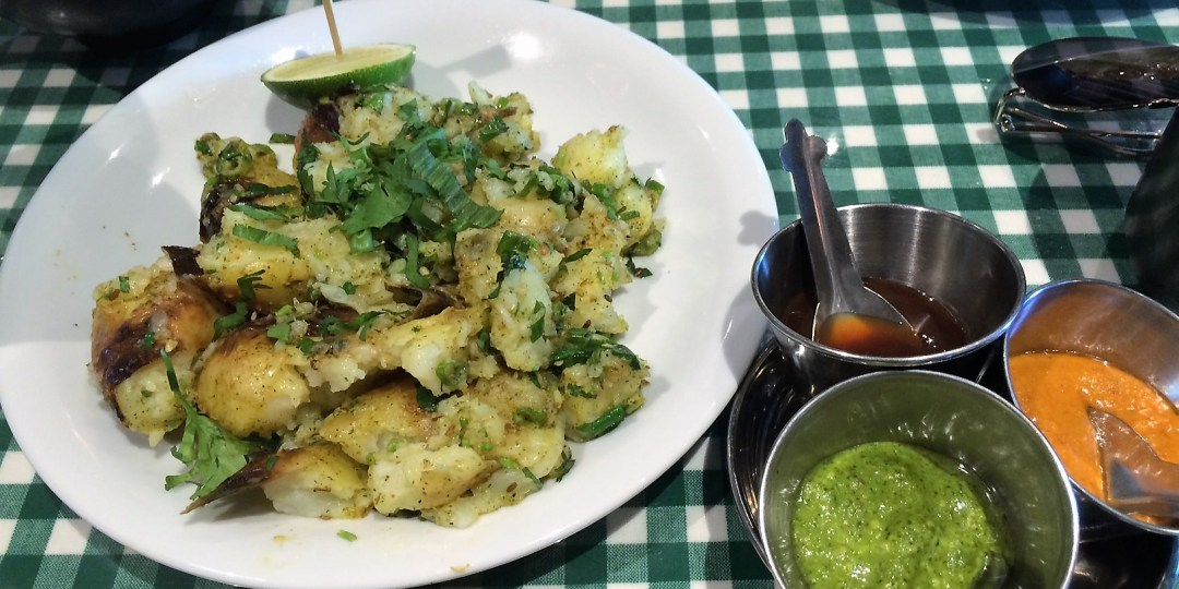 Vegan Dishoom
