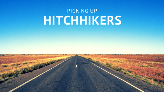hitchhiker travel