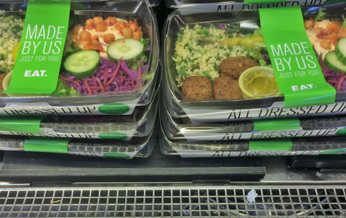 vegan edinburgh airport