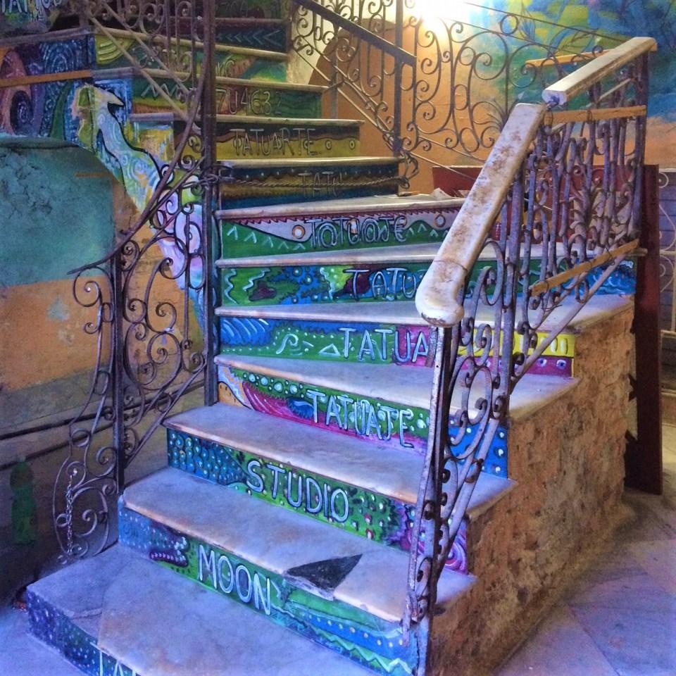 cuba steps