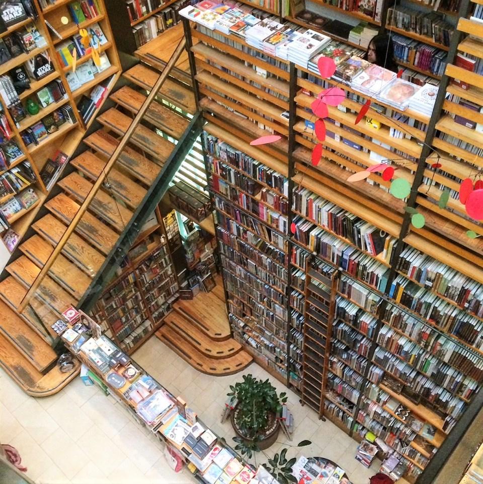 mexico bookshop