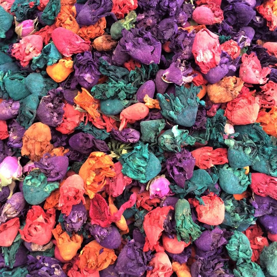 Morrocan petals