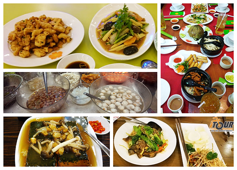 vegan and vegetarian vietnam