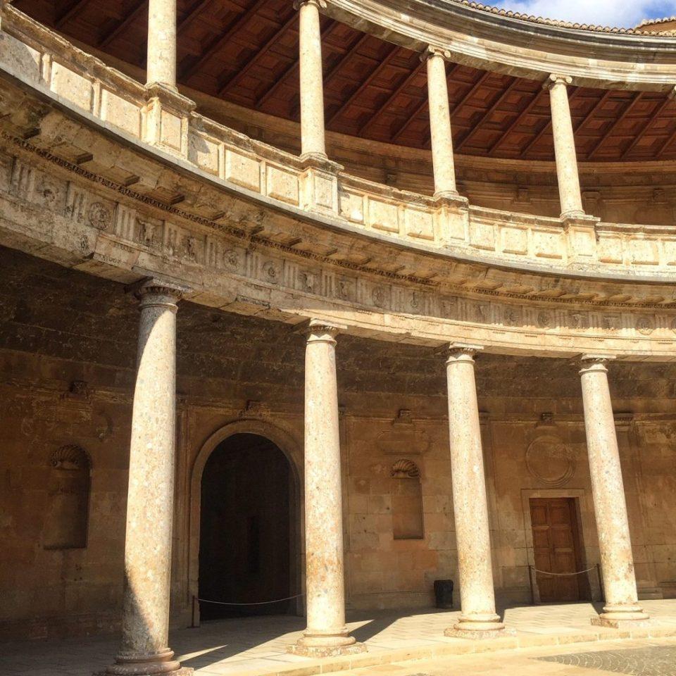 alhambra building