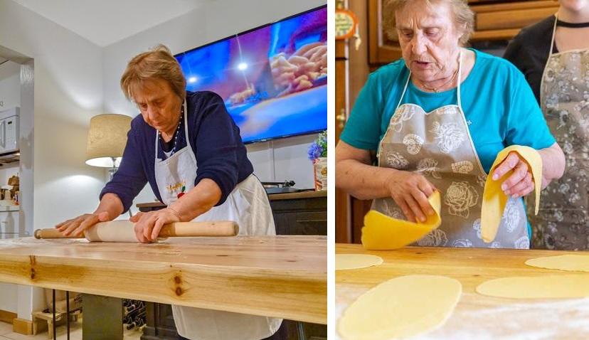 pasta with nonna