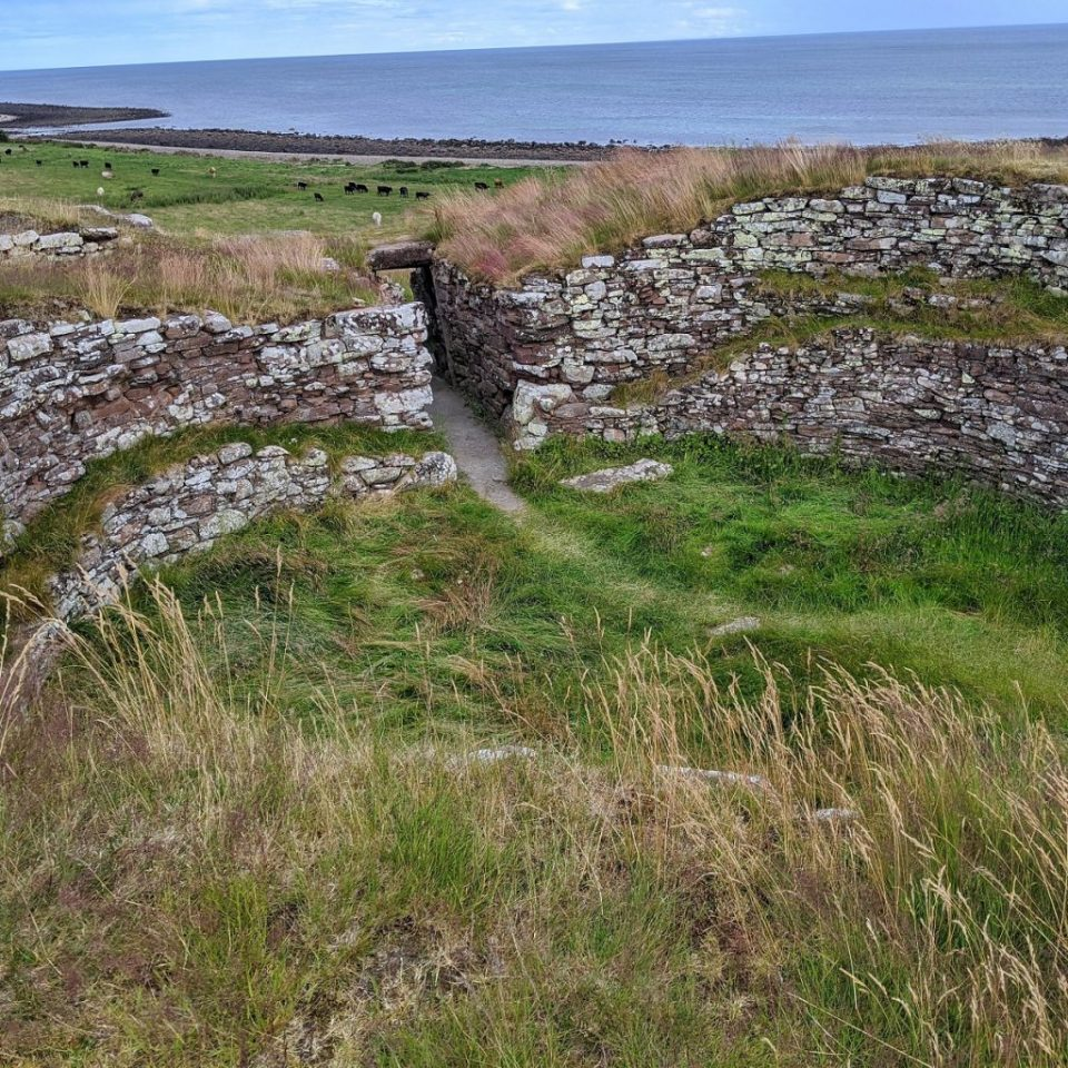 cairn laith broch