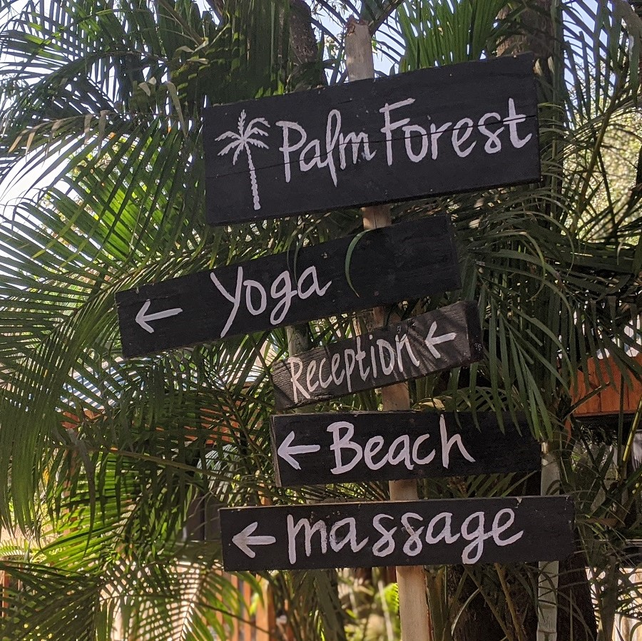 massage palolem