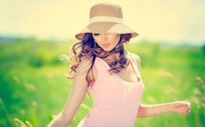 Woman-Girl-Beauty-Summer-Wallpaper