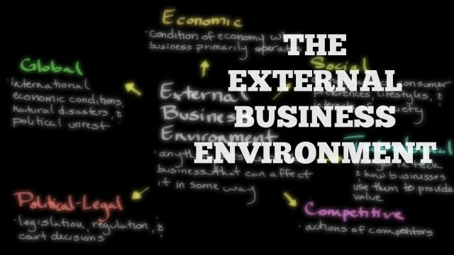 external-environment