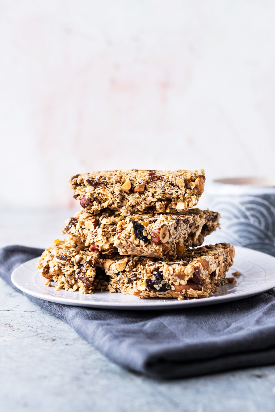Ultimate Vegan Granola Bars