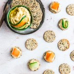 Vegan Savoury Multi Seed Crackers
