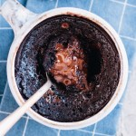 Vegan Molten Mexican Hot Chocolate Mug Cake / Microwave Brownie