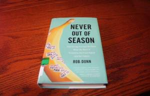 never out of season book review