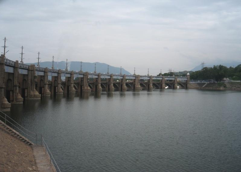 Mettur Dam Pictures (4/6)