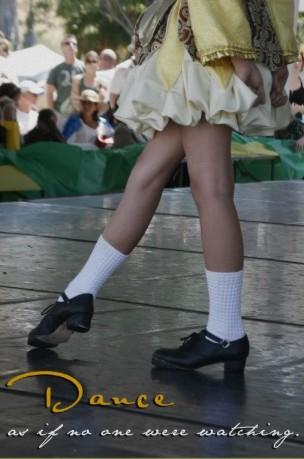 st pats dance