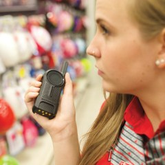 Motorola DLR Digital Radios for effective communication
