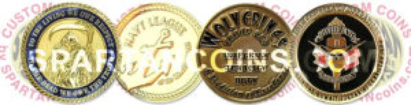 Know Everything about Custom Challenge Coins