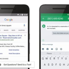 Google Facilitates Users to Communicate With Companies through Click-To-Message Option