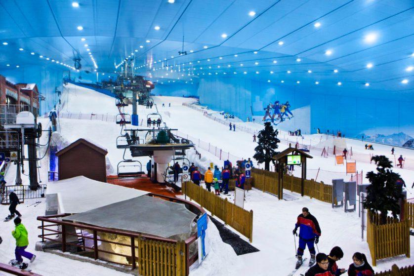 Ski Dubai images