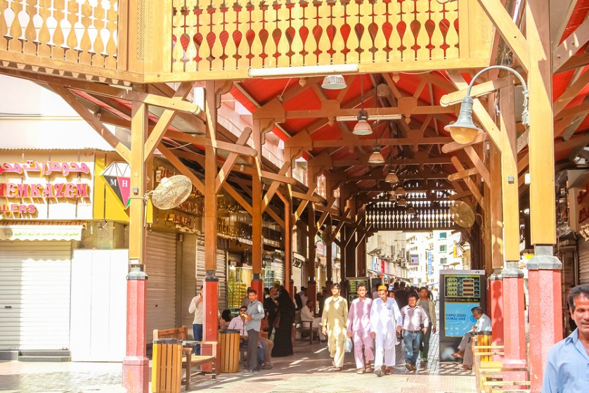 Dubai Souks images