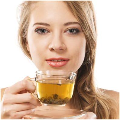 Drink Green Tea Everyday and Keep Away from Doctor
