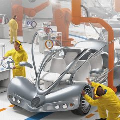 Use of E-Learning in Automotive Industry