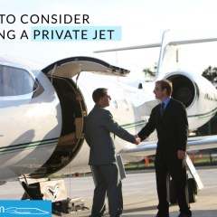 8 Things to Consider Before Hiring a Private Jet
