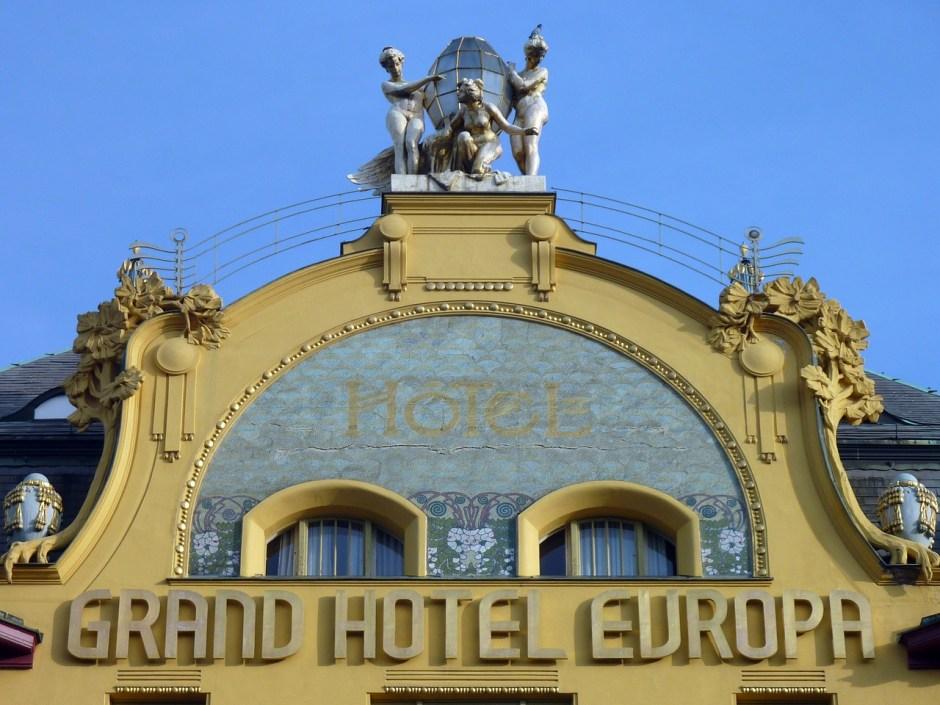 Grand Hotel Europe - Prague