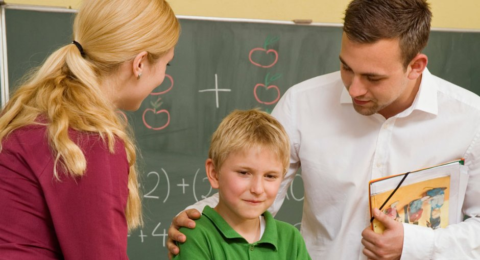 parents and teacher communication