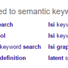 What Is Semantic Keyword Research?