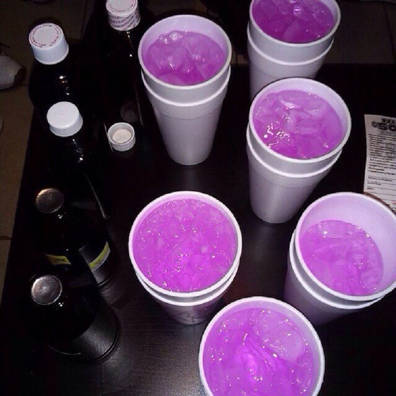 Purple Drank Sizzurp