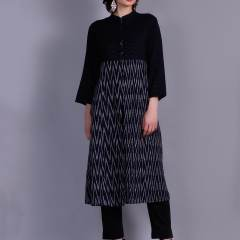 Festive Glam-Buy pure cotton kurtis and tunics online
