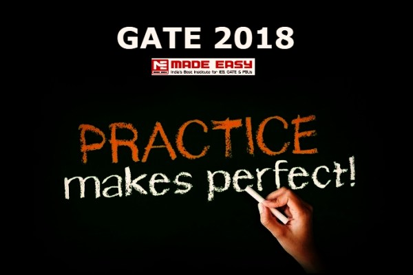GATE 2018 Mock test