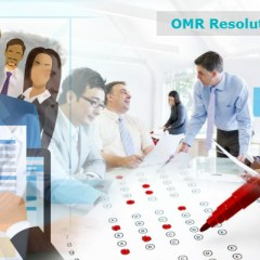 OMR Resolution in Corporate Industry
