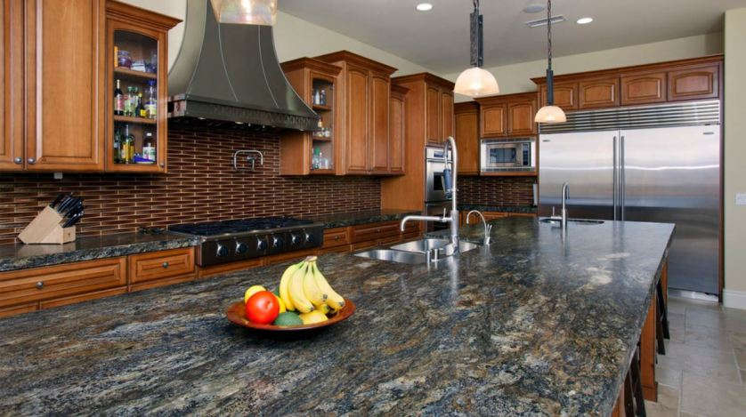 A Study On Granite Slab Counters