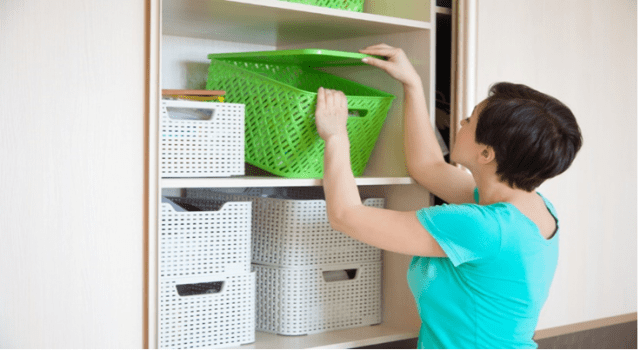 Tidy Up Your Storage Space