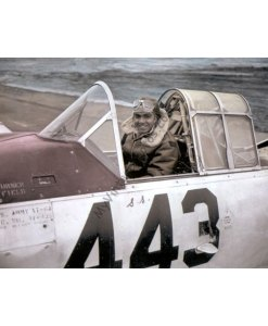 1st Lieutentant Lee Rayford 99th FIghter Squadron WWII
