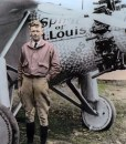 Charles Lindbergh Spirit of St Louis