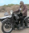 Dennis Hopper Hell Ride 2008 Motorcycle