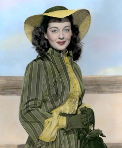 Gail Russell El Paso 1949