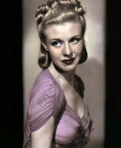 Ginger Rogers, Stage Door 1937