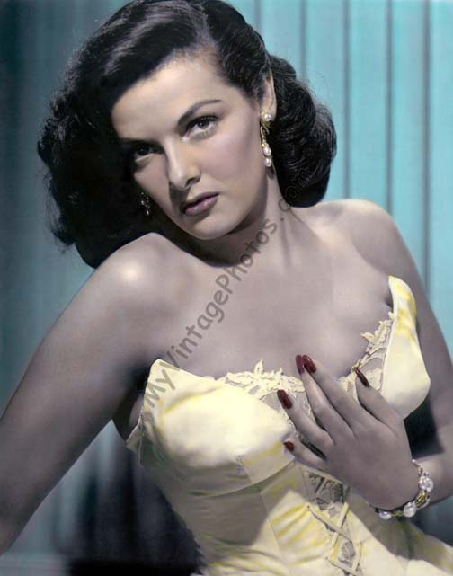 Jane Russell, Montana Belle 1952