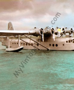 Pan American Clipper Honolulu Hawaii 1935